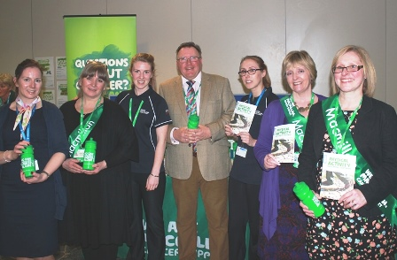 Southport Macmillan Cancer Recovery Programme recognised in top awards
