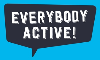 You. Me. Us. Get active with 'Everybody Active'