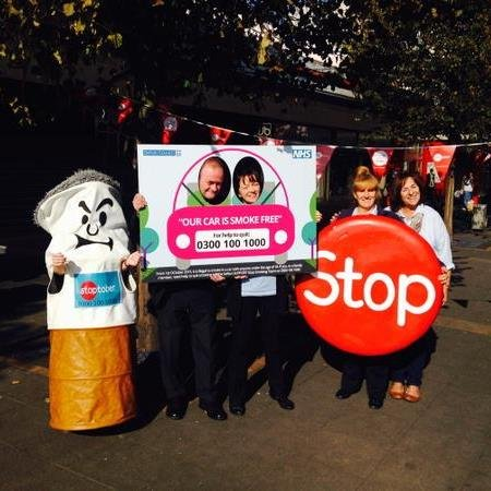Stop smoking support for Sefton residents