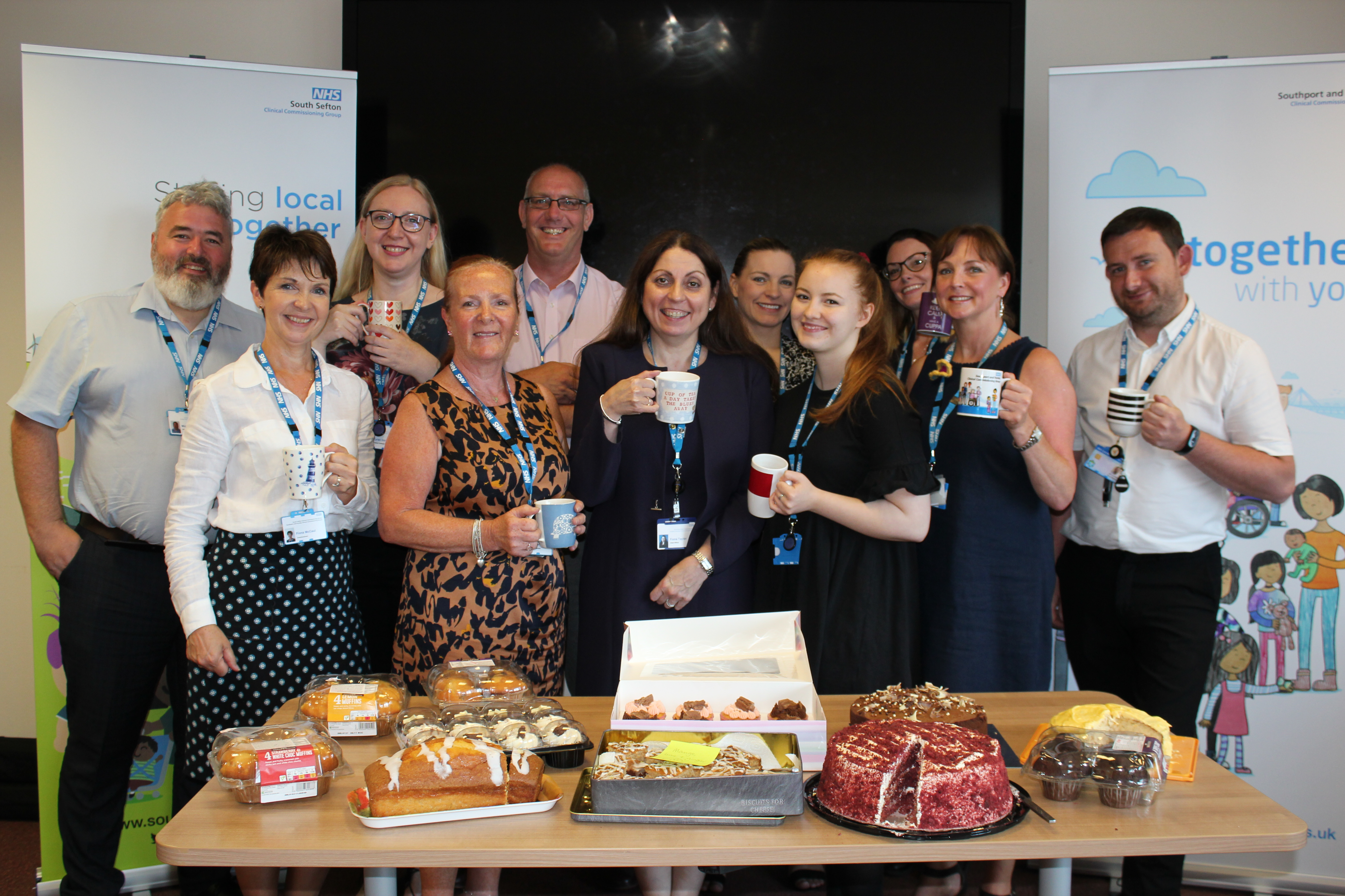 Celebrate the NHS with tea and cake