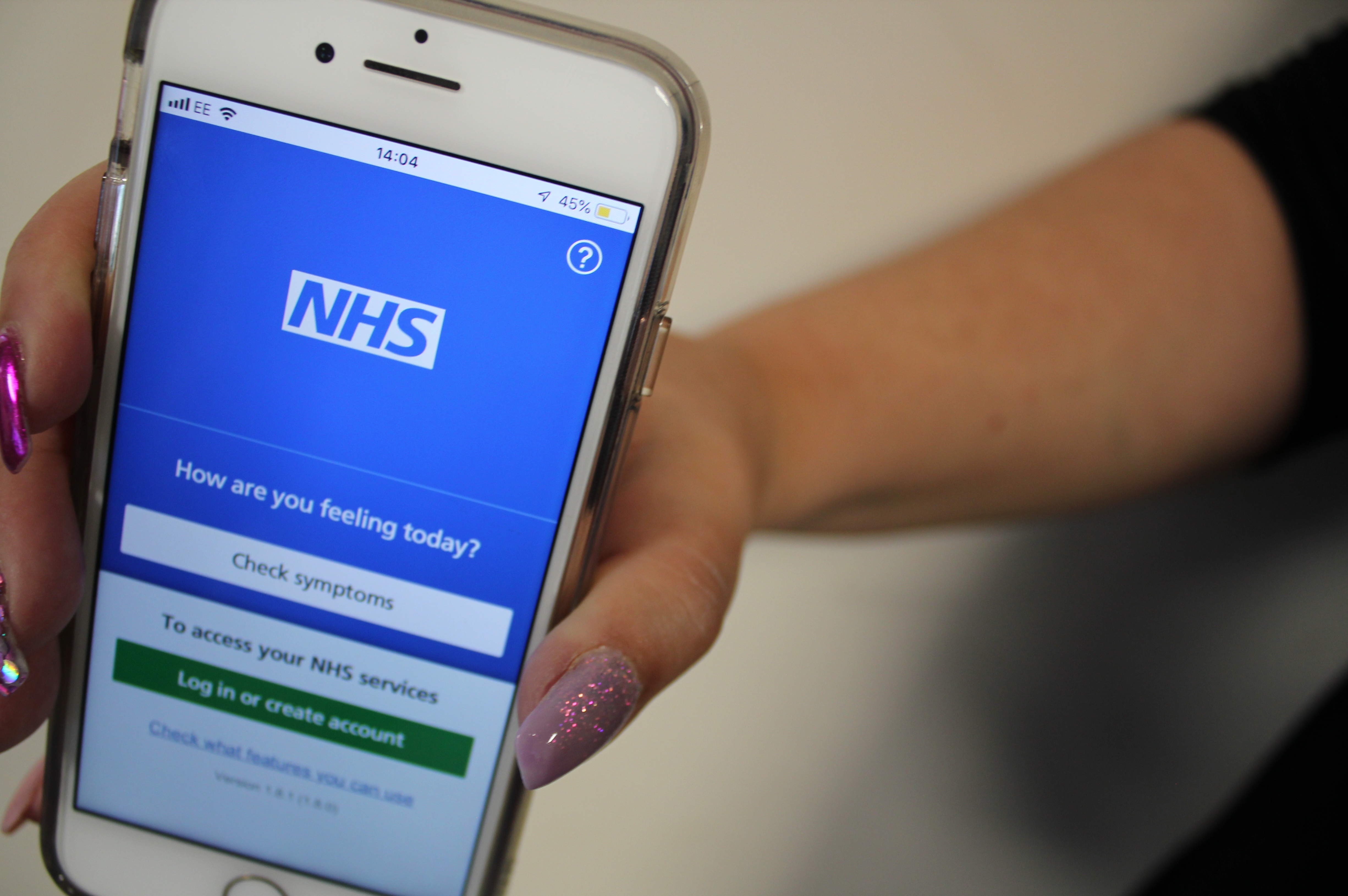 NHS App available across Sefton