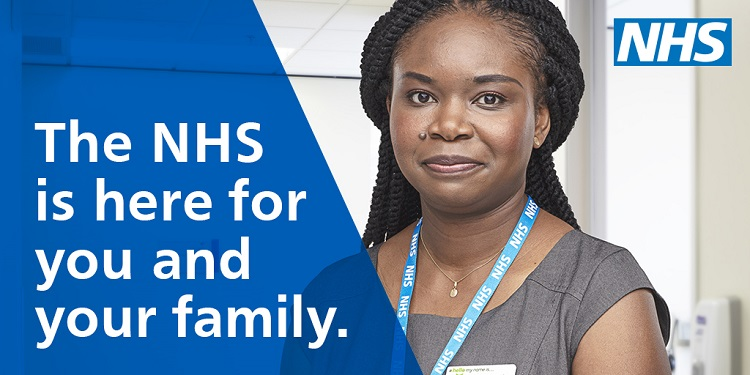 Feeling unwell this Christmas? The NHS is here for you.