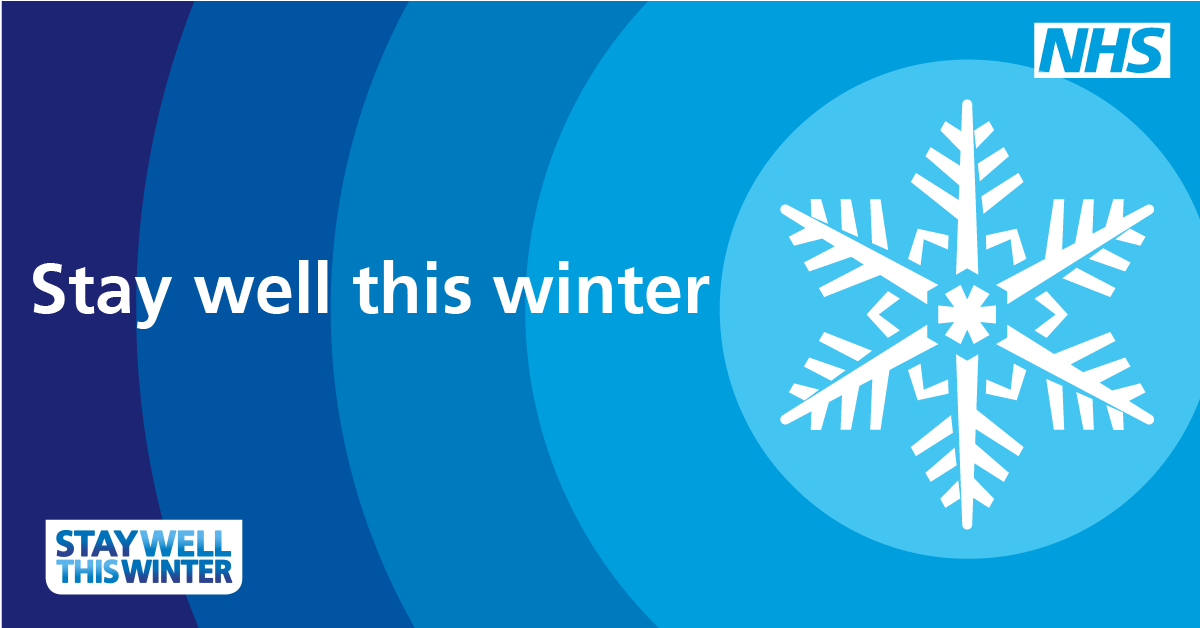 Support our community to stay well this winter